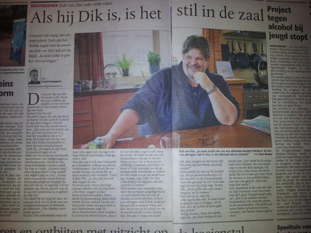stukje gelderlander 17-1-2013